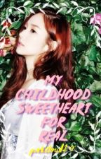 My Childhood Sweetheart FOR REAL? <3 [ EDITING ] by Pinkcloud24