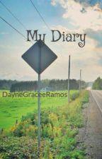 My Diary by DayneGraceeRamos