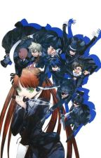 Vongola Famiglia Meet Arcana Famiglia (KHR X ARCANA) by ariasawada