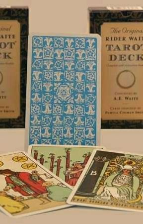 ROMANCE IN TAROT CARDS - Nine of Pentacles - Wattpad