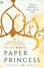 Paper Princess by cristsendra