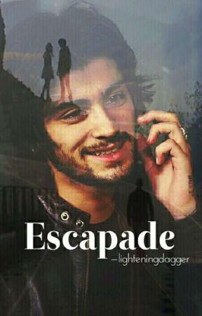 Escapade » z.m  by lighteningdagger
