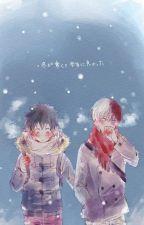 Winter Caress ~ Tododeku by arisamvs