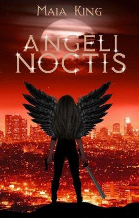 Angeli Noctis by levitante
