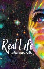 Real Life-Wiersze i cytaty by zakreconawariatka