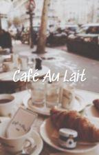 Café Au Lait // A Greg Gontier Fanfiction by writeranonymous_x