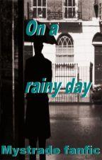 On a rainy day - BBC Sherlock (Mystrade) by strawberryrhapsody