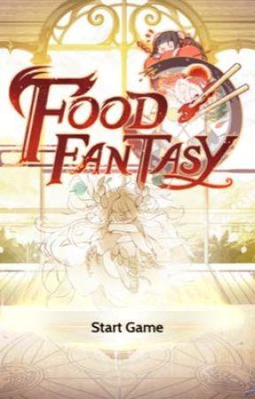 Food Fantasy - May the story begin! by Kitty_Shiley