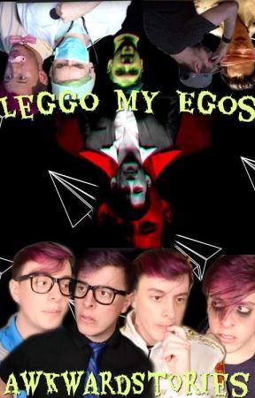 Leggo My Egos by AwkwardSt0ries
