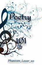 Poetry 101 by Phantom_Lover_xo