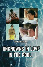 Unknowns In Love In The Pool. [ Larry; One Shot ] by ZaynDirection28