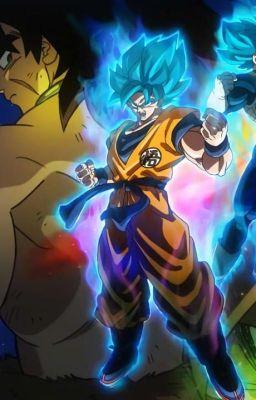 Dragon Ball Super Broly Watch Online
