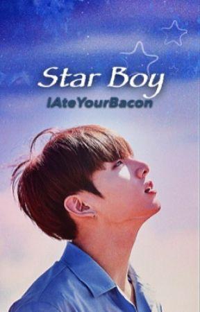Star Boy - JK by IAteYourBacon