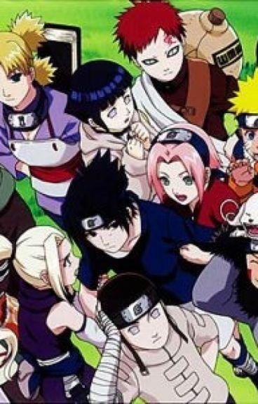 Naruto's little sister