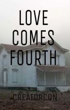 Love Comes Fourth (Kidnapped by Cannibals Fan Book) by creatorcon