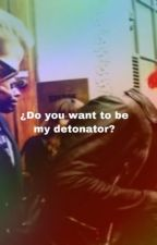 Do you want to be my detonator?||frerard  by LGsus_