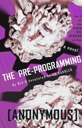 THE PRE-PROGRAMMING: The First 10 Pages by GBGabbler