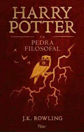 Harry Potter e a Pedra Filosofal by Louca-De-Marte