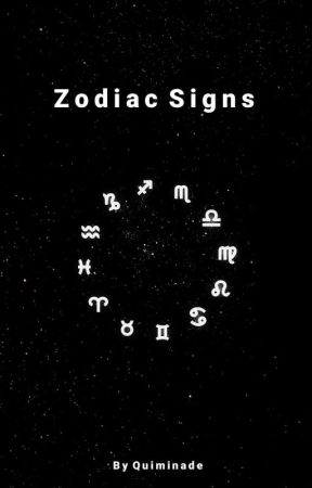Zodiac Signs by quiminade