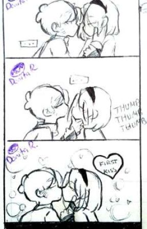 🌸First Kiss🌸 [One shot BxB] by Donilpower