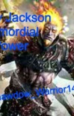 Percy Jackson Primordial Power (Completed) - Percy Jackson