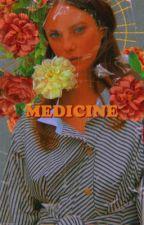 MEDICINE ― Finn Shelby by peakysbitch