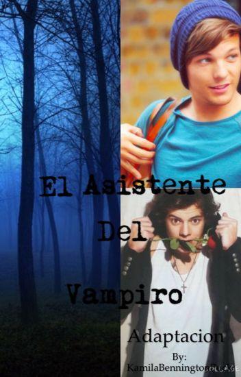 El Asistente Del Vampiro (larry)