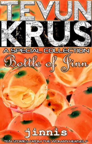 TK Special #10 - jinnis    Bottle of Jinn - Ooorah! - Tevun-Krus