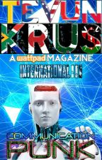 Tevun-Krus #64 - International III: CommunicationPunk by Ooorah