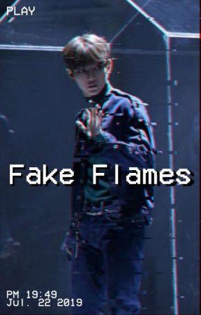 Fake Flames | K.YS by MinhoeTheBundleBoy