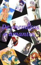 De enemigos a amantes (inazuma eleven)  by marzisol