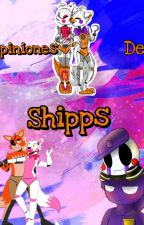 Opiniones de Shipps by Thefanfnaf