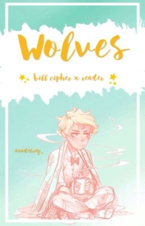 Wolves by anadelrey_