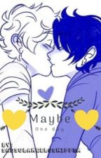 Maybe One Day (Solangelo at Hogwarts  by sadsolangeloshipper