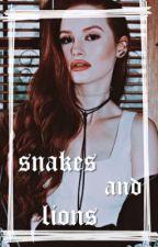 Snakes & Lions ━ Sirius Black by -ahsoka