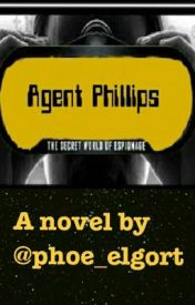 Agent Phillips by phoe_elgort