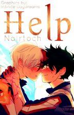 Help [Deku x Blind Todoroki] by Nairtoch