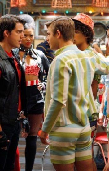 Can T Help Falling In Love Tanner X Butchy Teen Beach Movie Ya