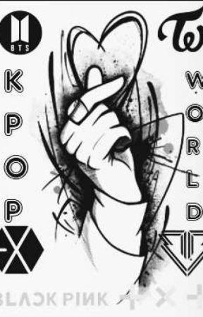 ~Kpop~ World |Histoire|Jeu|Nouvelle|Présentation| by I_IKookieI_I