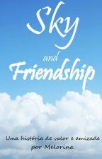 Sky and Friendship by Goku_nee