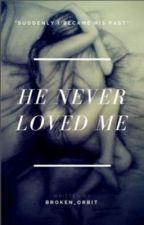 ~He never loved me~   ✔️ by IamKira____