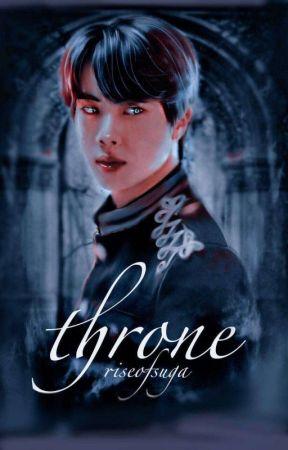 Throne || KSJ by riseofsuga