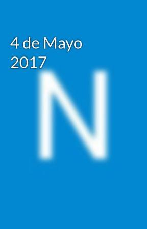 4 de Mayo 2017 by noxaeternum