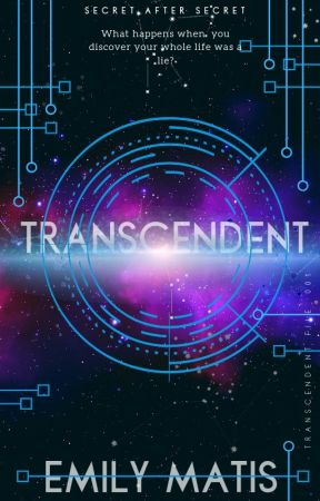 Transcendent ( The Transcendent File_001) by Emmythelandmermaid