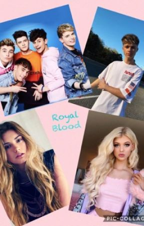 Royal Blood// Roadtrip, Jack, Mikey and HRVY story  by KenziWoo