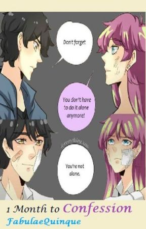 1 Month to Confession (UnOrdinary fanfic) by FabulaeQuinque