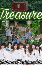 Treasure [Male Reader x Twice] by Thatonechim