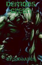 Demon's Green by SJDaAries