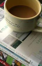 Kopi dan buku by Literasisunyi