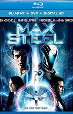 """'MAX STEEL' but Steel is in CONSTANT pain."" by scribergurl"